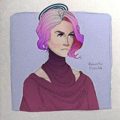 Amilyn Holdo by robertofuruta.deviantart.com on @DeviantArt