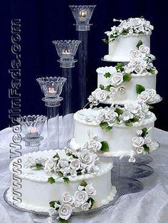 Les gâteaux de mariage - mariagetv                                                                                                                                                                                 Plus