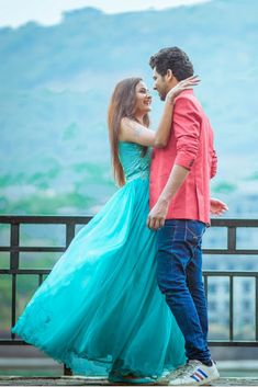 Love Story Shot - Bride and Groom in a Nice Outfits. Pre Wedding Poses, Wedding Couple Poses Photography, Wedding Couple Photos, Couple Photoshoot Poses, Pre Wedding Shoot Ideas, Indian Wedding Photography, Pre Wedding Photoshoot, Couple Posing, Wedding Pics