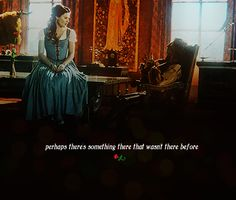 Beauty and the Beast <3 Belle and Rumpelstilitskin <3 omg.omg.omg. favorite once upon a time couple!!!