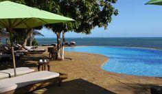 Fumba Beach Lodge is located on the Fumba peninsular on the southwest coast of #Zanzibar.