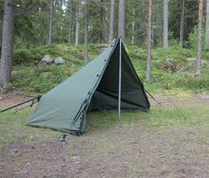 HAWU 4 - Savotta Tent Design, Finland, Outdoor Gear, Entrance, Two By Two, Survival, Fire, Entryway