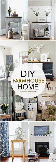DIY Home Decor – Love these farmhouse decor ideas at the36thavenue.com …So muc…  http://www.nicehomedecor.site/2017/07/24/diy-home-decor-love-these-farmhouse-decor-ideas-at-the36thavenue-com-so-muc/