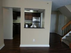Large apartments with dark hardwood floors, natural light and modern touches. Open layout. Detroit City Apartments, luxury apartment living in the Central Business District of Detroit.