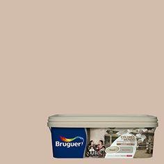Bruguer colores para so ar beige romance paredes - Bruguer colores del mundo leroy merlin ...