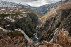 Vøringfossen waterfall   26 Photos That Prove Norway Is The Stuff Of Dreams