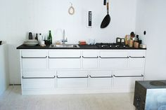 kitchen by Leva Husfabrik