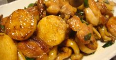 Great recipe for Sweet and Savory Chicken and Nagaimo Yam Stir Fry ...