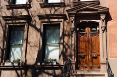Brooklyn Style, Townhouse, Facade, Architecture, World, Type 3, Image, Photos, Arquitetura