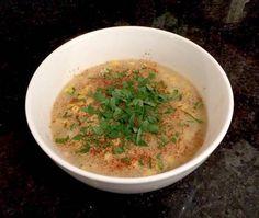 Corn & Potato Chowder (Vegan/Dairy Free) - COOKING