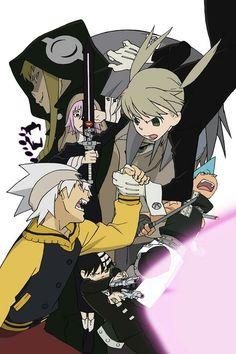 Soul Eater Art Anime