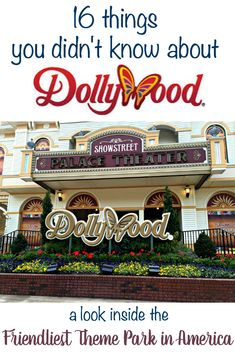 16 Things You Didn't Know About Dollywood