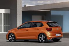 The Golf doesn't have to be the only hatchback. Volkswagen Polo, Volkswagen Models, Vw, Future Car, Luxury Life, Tiguan, Super Cars, Nice, Check