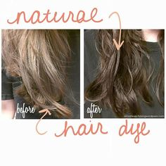 natural hair dye with black walnuts! | Hair dye, Hair style and Hair ...