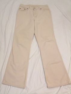 Ralph Lauren Khaki Jeans available at octobermoonboutique.com in the New Arrivals section.  Check the store site out and tell your friends!