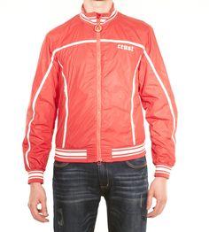 giubbotto rosso - crust #men #sport #fashion