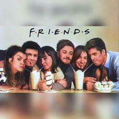 Friends de la life