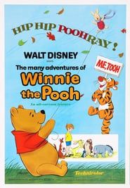 The Many Adventures of Winnie the Pooh animated classic from Walt Disney Animation collects three short films and releases them together in one adventure. Disney Movie Rewards, Disney Films, Walt Disney Animated Movies, Animated Movie Posters, Disney Movie Posters, Disney Love, Film Posters, Cartoon Posters, Cartoons