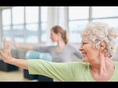 Yoga para mejorar la flexibilidad de los adultos mayores