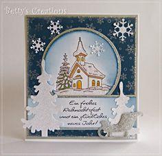 Bettys-creations: Winter-Weihnachts-Glitzer