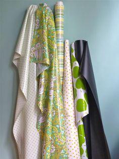 Oilcloth vs. Laminated Cotton vs. Chalkcloth (TM)