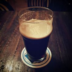 My #sip of #irish #peace - #Guinness #beer and #sunday #relax @ #pub by bonzomano