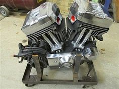 2005-Harley-Sportster-XL1200-C-Engine-motor-Gearbox-30-day-warranty 30 Day, Engineering, Technology