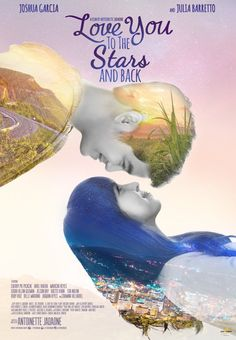 """Star Cinema has released the official movie poster for the romantic film """"Love You To The Stars and Back"""" starring Joshua Garcia and Julia Barretto. Also starring in the movie are Cherr… Hd Streaming, Streaming Movies, Hd Movies, Movies Online, Movie Tv, Watch Movies, Series Movies, Action Movies, Joshua Garcia"""