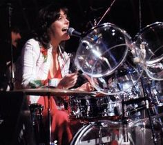 Karen Carpenter will always be remembered as a singer, but her greatest talent was as a drummer. https://www.youtube.com/watch?v=sdHyzGXAJPg