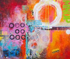 """Saatchi Art Artist Carolina Alotus; Painting, """"Choose Pleasure"""" #art"""