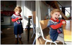 Floortje in Noors jurkje van Tumble 'N Dry @Kindermodeblog.nl