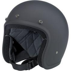 Bonanza Helmet - Flat Black