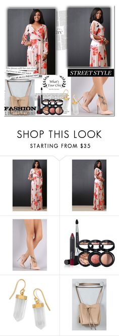 """""""What's Your Chic"""" by sena87 ❤ liked on Polyvore featuring Laura Geller, BillyTheTree, beautiful, dress and WhatsYourchic"""