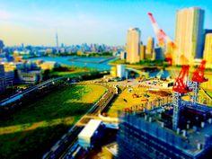 マンション工事現場を撮影【中央区晴海】|面白い・きれい・楽しい・写真画像 --------------------------------------------------  ■撮影場所:東京都中央区晴海 ■種類:人物・動物・建物 ・自然・夜景・景色  建設中のマンション工事現場を撮影。 高い所から撮影は気持ちが良いですね。