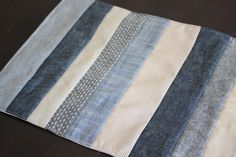 Sewing with neutrals: Denims, Linens and Chambrays - Diary of a Quilter - a…