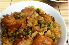 Foodista   Recipes, Cooking Tips, and Food News   Teriyaki Chicken Fried Rice
