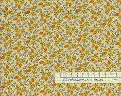 Meadow+2694-11+-+marque:+Moda-+couleur:+blanc+au+beige+-+thème:+Fleurs+et+feuillages-+description:+Tissu+100%+coton+en+110cm+de+largeur+(repères+en+inchs+-+1+inch+=+2,54cm)