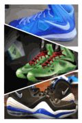 "NIKE LEBRON 10 ""WINDCHILL"" AND ""CUTTING JADE X NIKE AIR PENNY 5 ""MAGIC""/OCTOBER 04 2012"