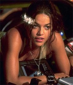 I was in love with her in the fast and the furious