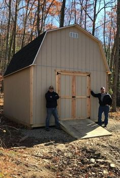 12x16 Barn Plans Barn Shed Plans Small Barn Plans Barns Sheds Building A Shed Barn Plans