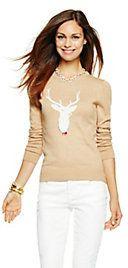 C. Wonder Stag Intarsia Crewneck Sweater on shopstyle.com