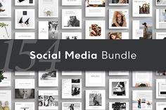 Social Media Bundle by Ruben Stom on @creativemarket