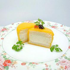 ポテトサラダのサンド アメリカ産チーズで包んで。