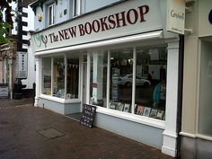The New Bookshop,Cockermouth, Cumbria.