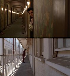 Barton Fink (1991) | cinematography by Roger Deakins | directed by Joel Coen