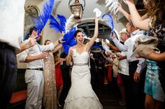Veronica & Graham's New Orleans Wedding. From Hotel Monteleone to Loyola University and then to Brennan's a true to New Orleans Wedding.