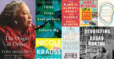 Much-anticipated work from Ta-Nehisi Coates, Jeffrey Eugenides, Jennifer Egan, Hillary Clinton, and more.