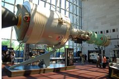 National Air and Space Museum, Washington DC, USA.