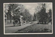 Chemong Park in Bridgenorth, Ontario Canada.  c1920s