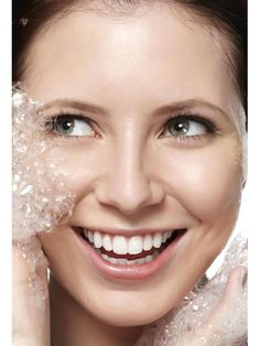 Morning: Wash your face with a foaming face wash. Then, apply a light serum and moisturizer with SPF. Night: Wash your face and apply a nighttime moisturizing lotion.   - Seventeen.com